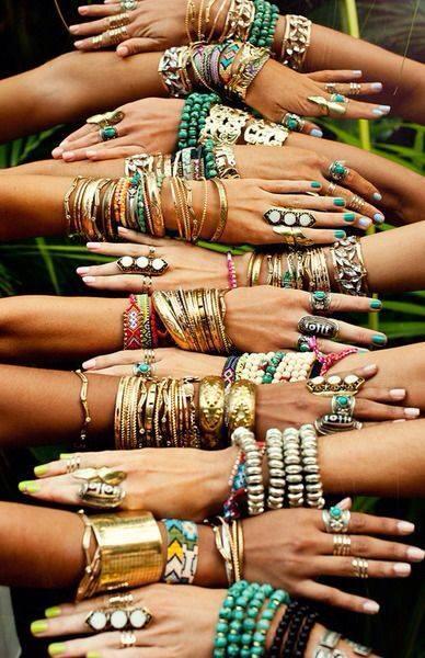 New Fashion trend – χειροποίητα κοσμήματα και μάλιστα παντού! 7b0ec16168b