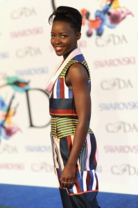 Lupita+Nyong+o+Arrivals+CFDA+Fashion+Awards+5