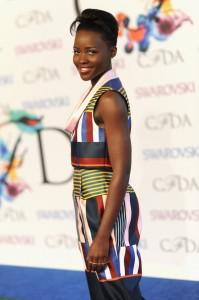 Lupita+Nyong+o+Arrivals+CFDA+Fashion+Awards+5