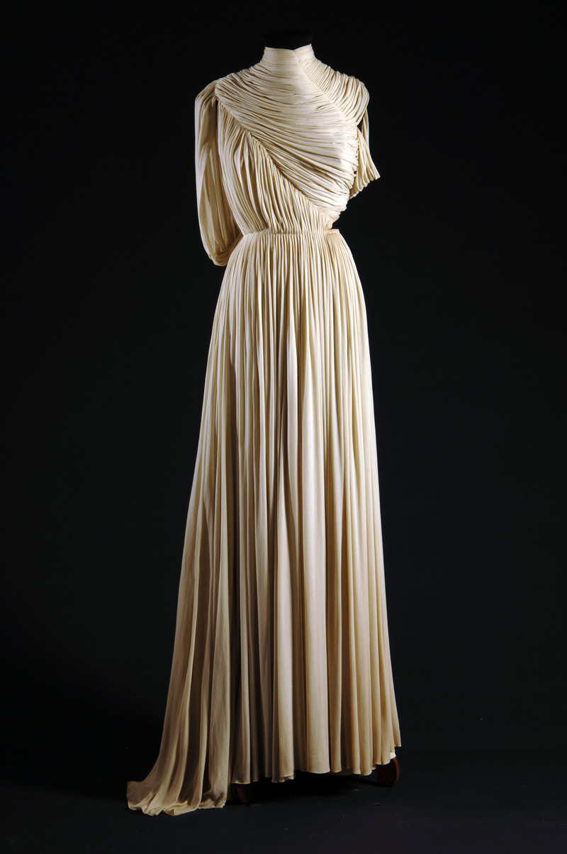 Grecian evening+dress