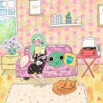 """Οι παστέλ ιστορίες της """"Andsmilestudio"""" μοιάζουν να έχουν βγει από παραμύθι"""